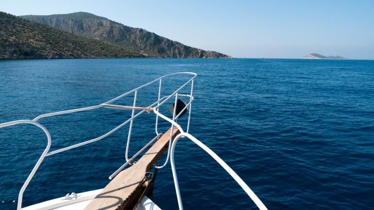 Full day cruise to the Saronic islands